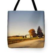 Michigan Landscape Tote Bag