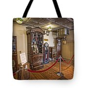 10 Million Dollar Fortune Teller Penny Arcade Game C. 1900 Tote Bag