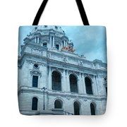 Minnesota State Capitol Tote Bag