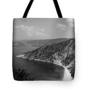 Myrtos Beach Tote Bag