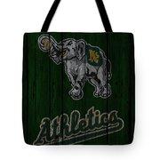 Oakland Athletics Tote Bag