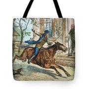 Paul Reveres Ride Tote Bag