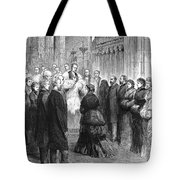 Queen Victoria (1819-1901) Tote Bag