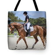 Rocking Horse Stables Tote Bag