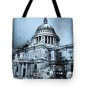 St Paul's Cathedral London Art Tote Bag