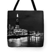 The Shard And Southbank London Tote Bag