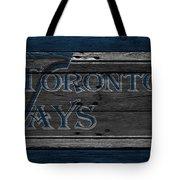 Toronto Blue Jays Tote Bag