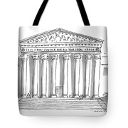 Captionless Tote Bag