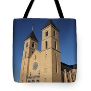 Victoria Kansas - Cathedral Of The Plains Tote Bag