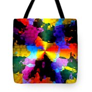 1000 Abstract Thought Tote Bag