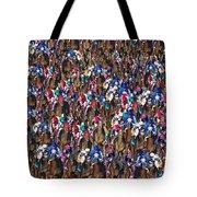 1000 Horses Tote Bag