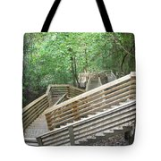 1000 Steps Tote Bag