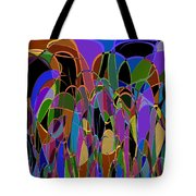 1009 Abstract Thought Tote Bag