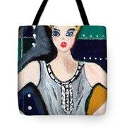 Camusole  Tote Bag