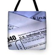 1040 Tote Bag