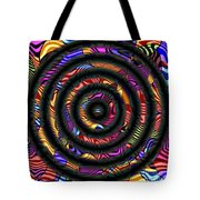 1043 Abstract Thought Tote Bag