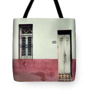 1062 Ebeneezer Goods Place.. Tote Bag