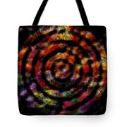 1066 Abstract Thought Tote Bag