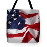 American Flag 34 Tote Bag