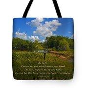 109- Kurt Vonnegut Tote Bag