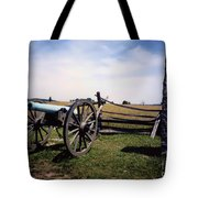 10th Mass Battery - Gettysburg Tote Bag