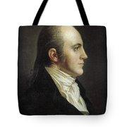 Aaron Burr (1756-1836) Tote Bag