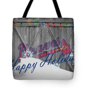 Atlanta Braves Tote Bag
