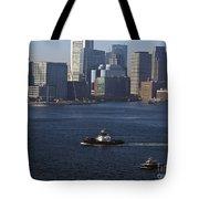Boston Harbor  Tote Bag