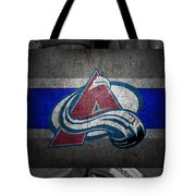 Colorado Avalanche Tote Bag