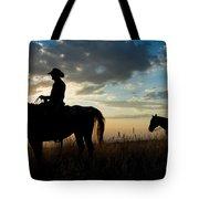 Cowboys Tote Bag