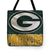 Green Bay Packers Uniform Tote Bag