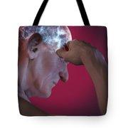 Head Pain Tote Bag