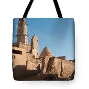 Mud Brick Village Tote Bag