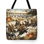 Siberian Intervention, 1919 Tote Bag