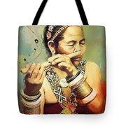 South Asian Art  Tote Bag