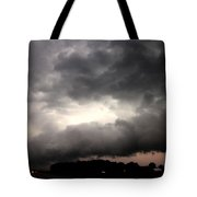 Stong Nebraska Supercells Tote Bag