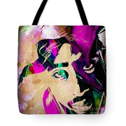 Tupac Collection Tote Bag