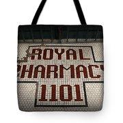 1101 Tote Bag