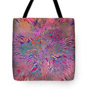 1106 Abstract Thought Tote Bag
