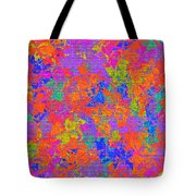 1115 Abstract Thought Tote Bag