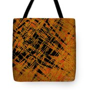1126 Abstract Thought Tote Bag