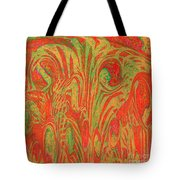 1133 Abstract Thought Tote Bag