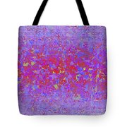 1134 Abstract Thought Tote Bag