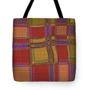 1137 Abstract Thought Tote Bag
