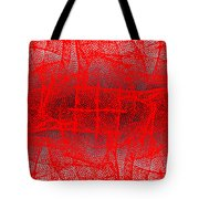 1162 Abstract Thought Tote Bag