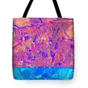 1182 Abstract Thought Tote Bag