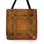 1190 Abstract Thought Tote Bag