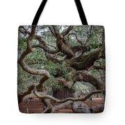Island Tree Tote Bag