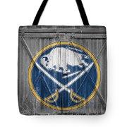 Buffalo Sabres Tote Bag