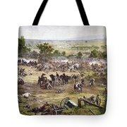 Civil War Gettysburg Tote Bag